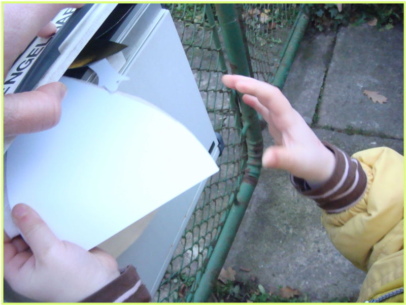 Feer i postkasse