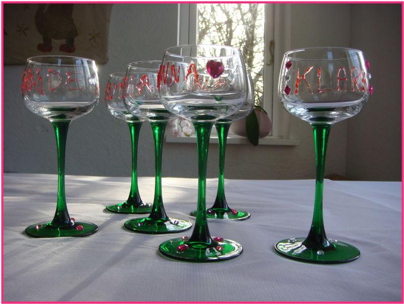 Fefest glas