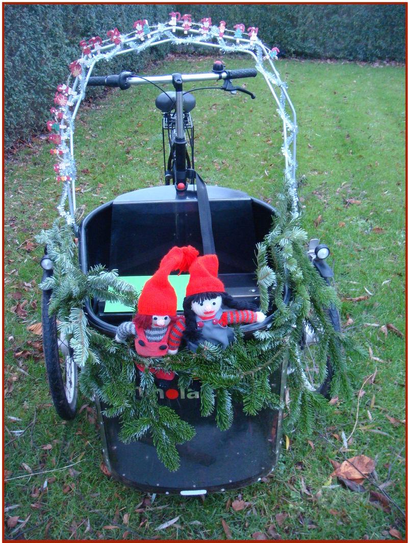Julemandens cykel