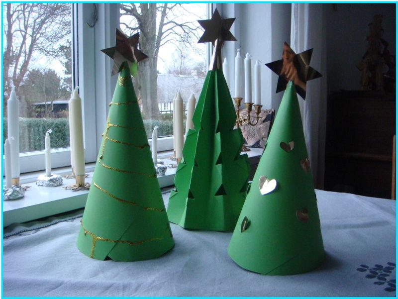 Vintersolhverv træer