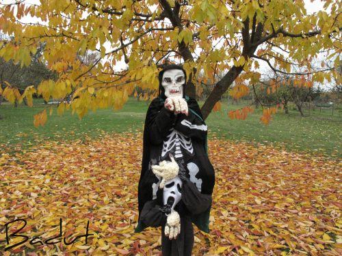 Halloween udklædning dobbelt skrig