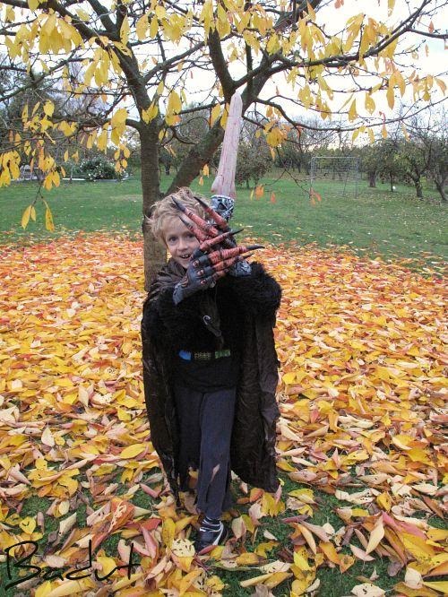 Halloween kriger