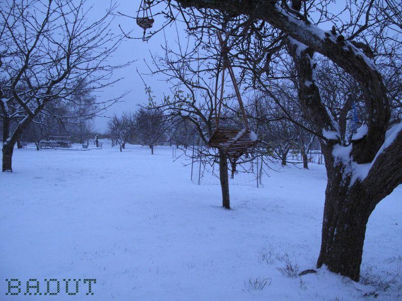 Sne udsigt