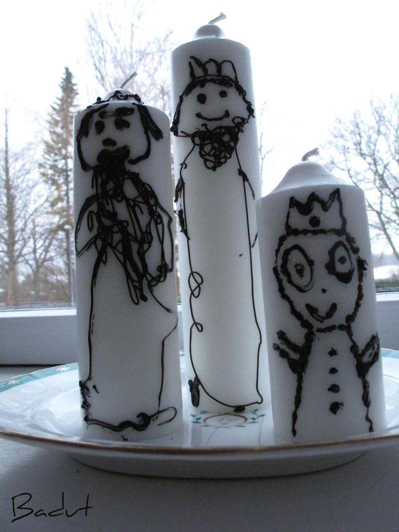 Hellig tre konger lys
