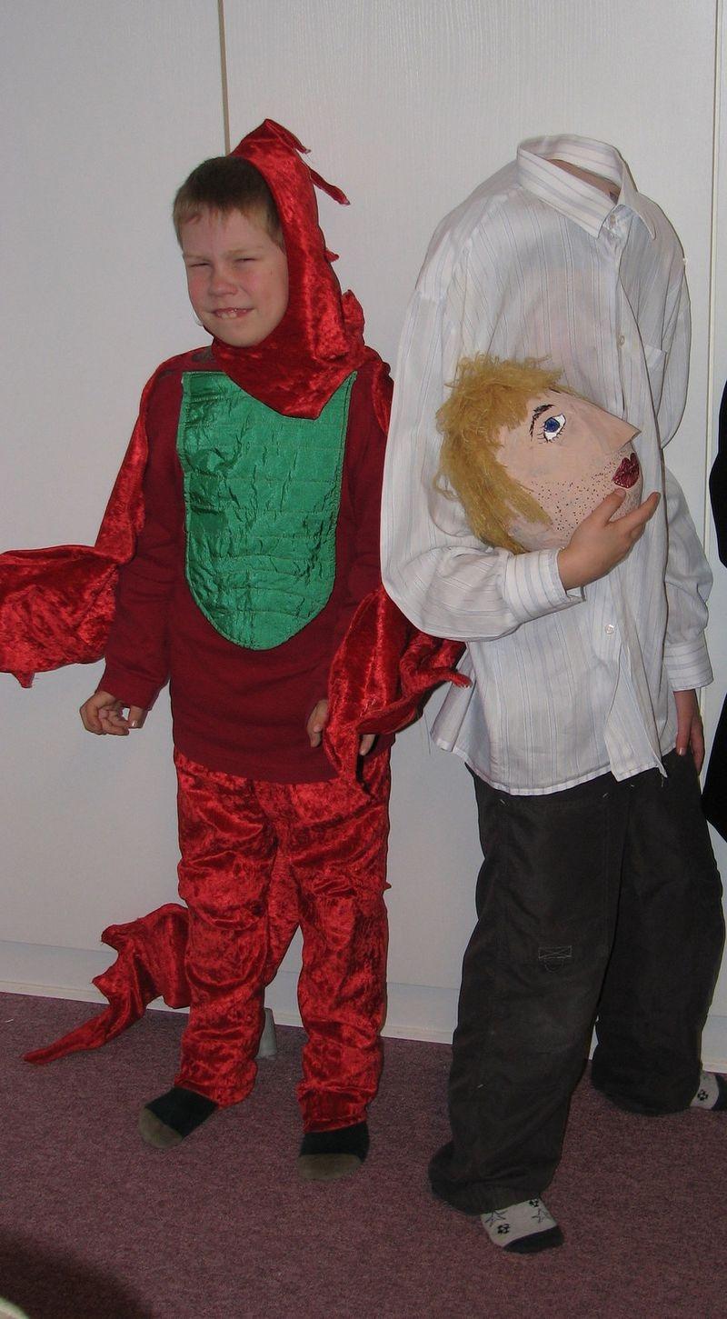 Halloween udklædning