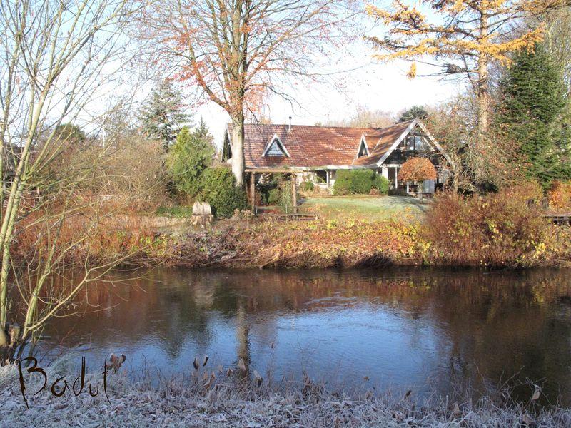Huset ved åen