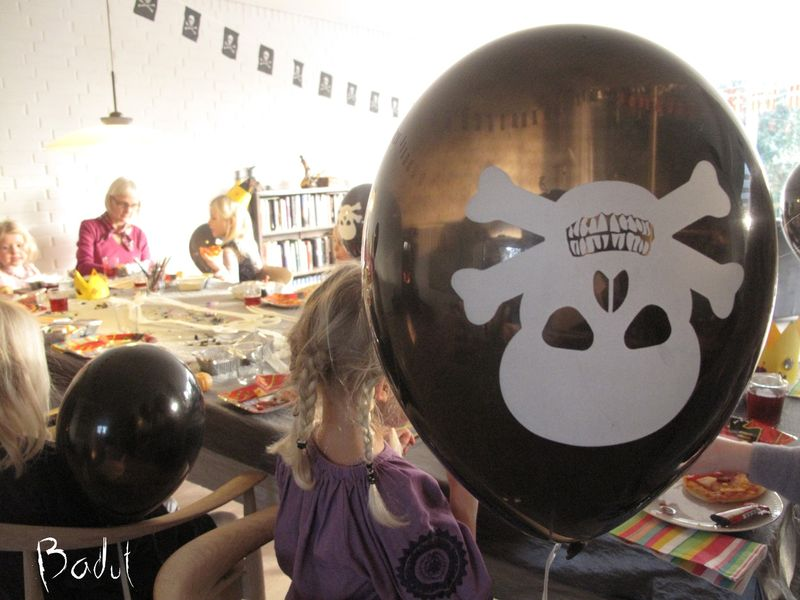 Hellium ballon til fødselsdag