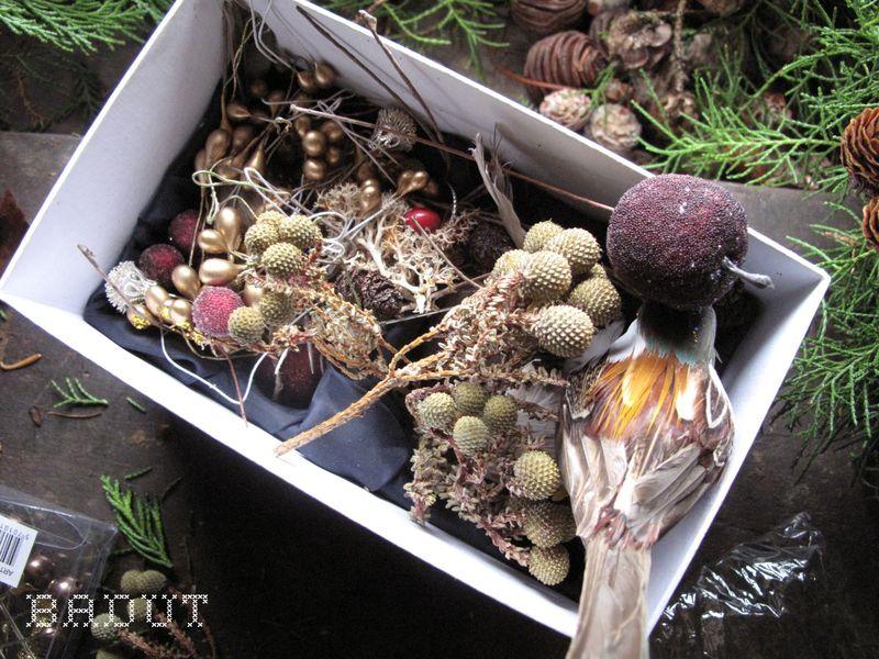 Adventskrans et kik i lir kassen