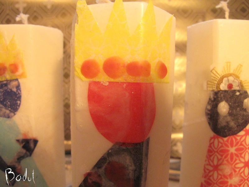 Hellig tre kongers lys