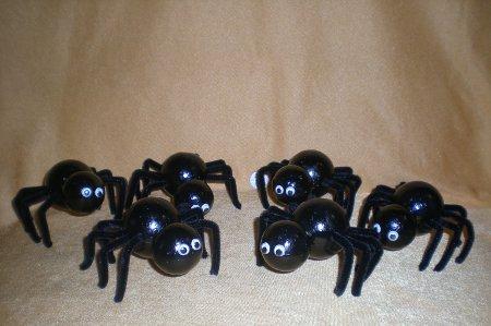 Lav edderkopper