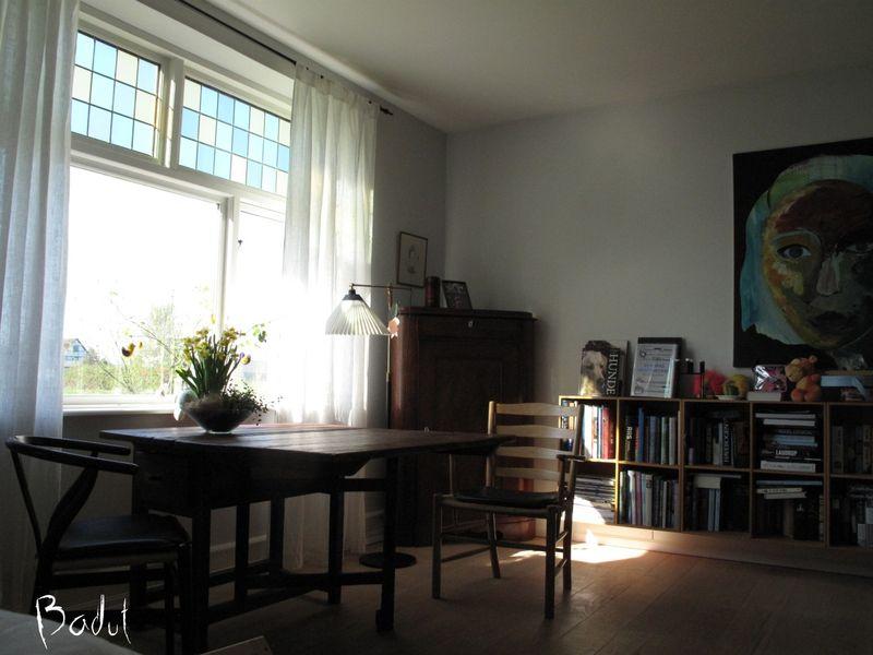 Højbo vinduer i stuen