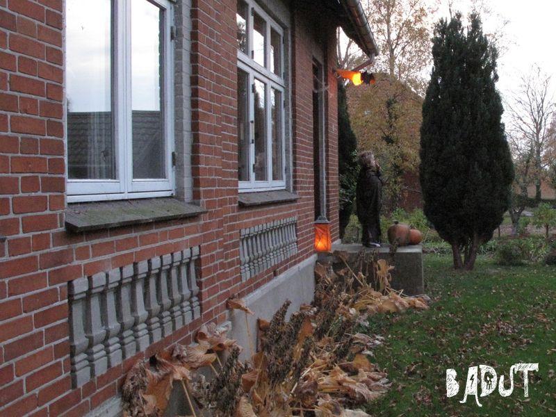 Halloween hoveddør