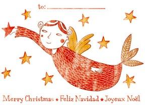 Jul engel til og fra