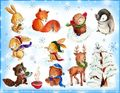 Jule dyr