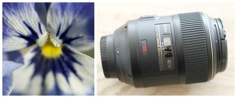 Nikon macro objektiv