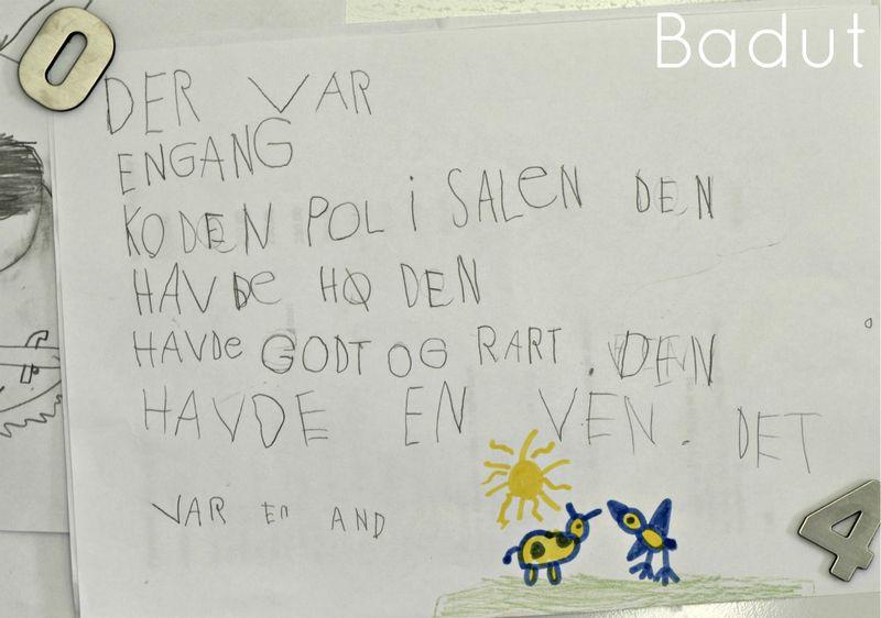 Børnestavning
