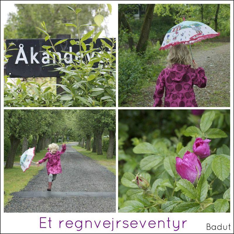 Et regnvejrs eventyr