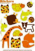 Gavemærker med dyr