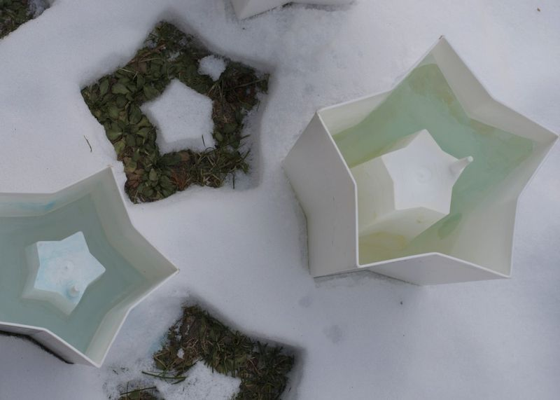Forme til islygter