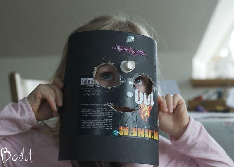 Limpistol maske