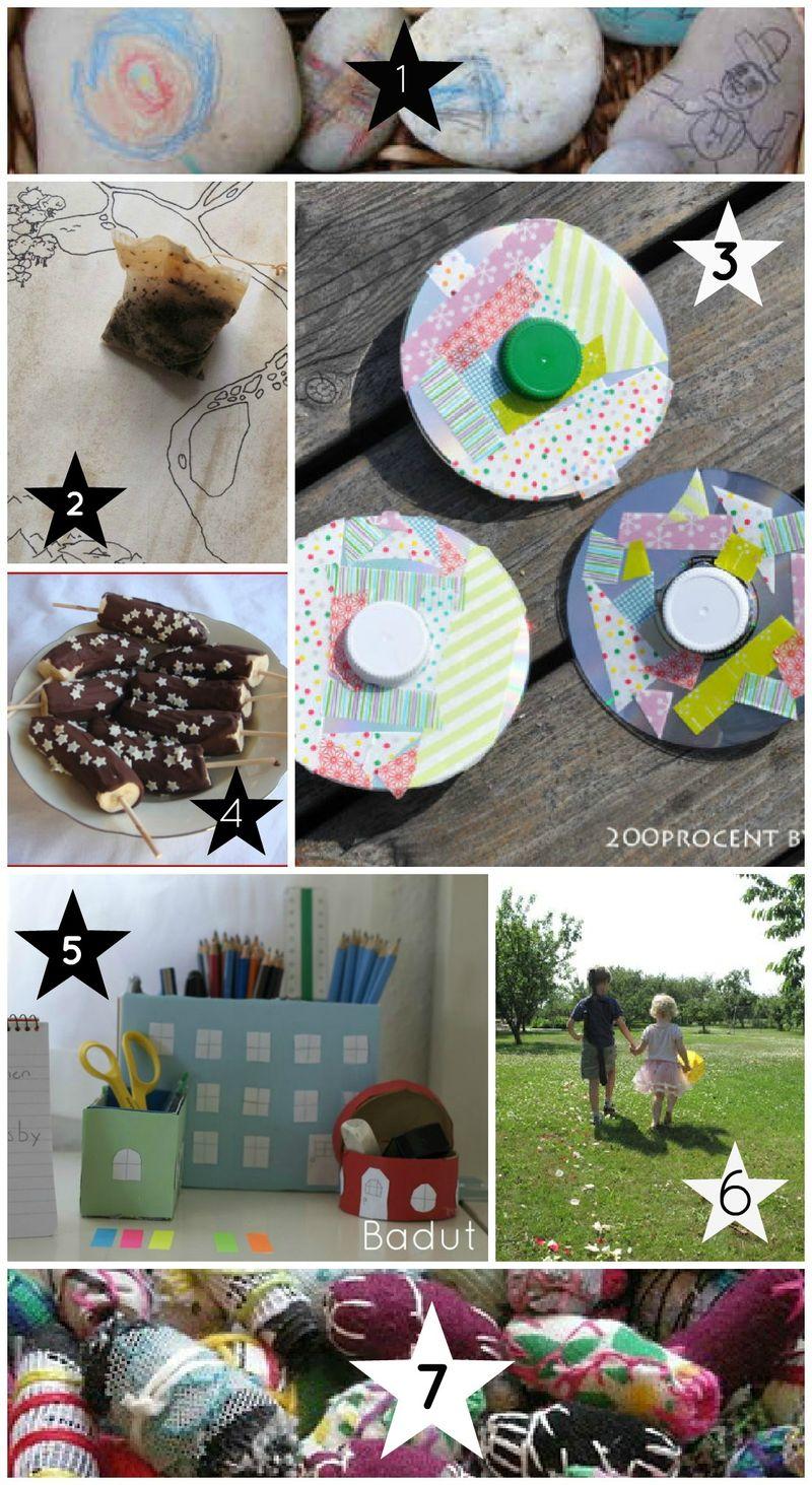 Sommeraktiviteter for børn