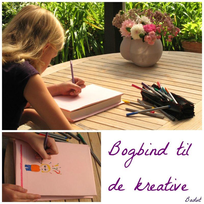 Bogbind til de kreative