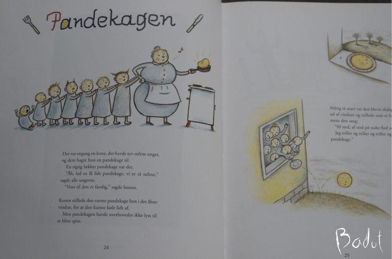 Pandekagen