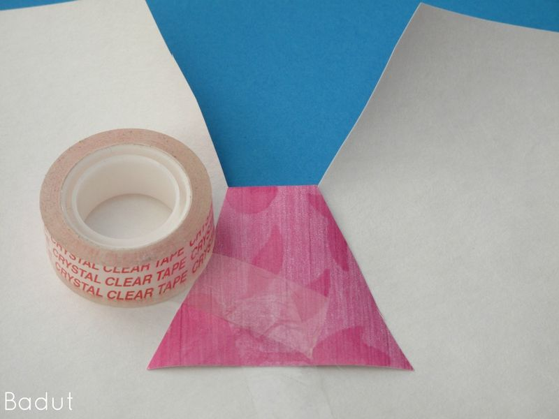 Sådan binder du bøger ind tape indhak fast