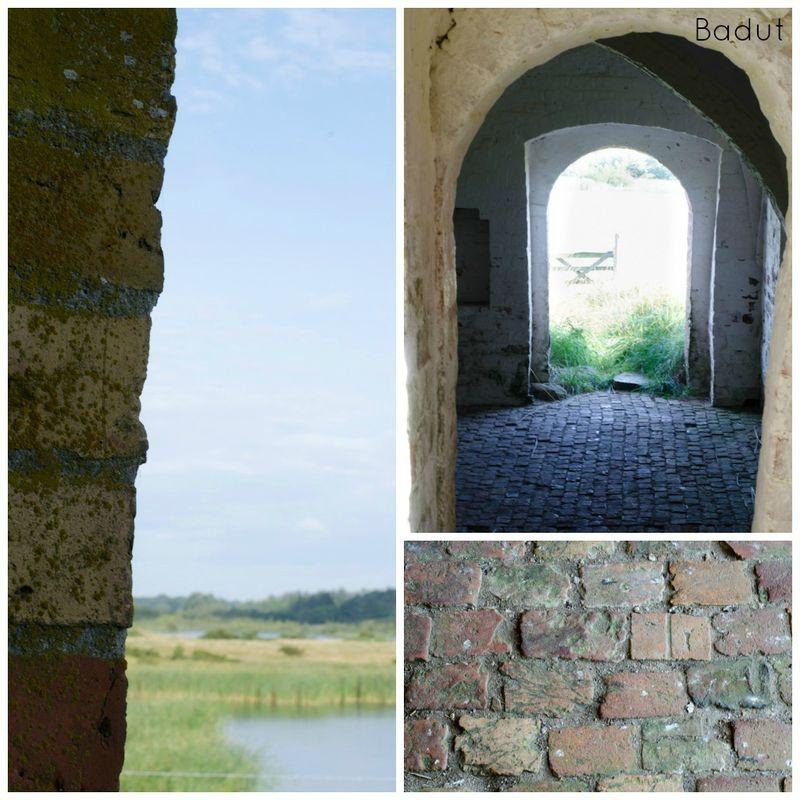 Detaljer fra Stubber kloster ruin