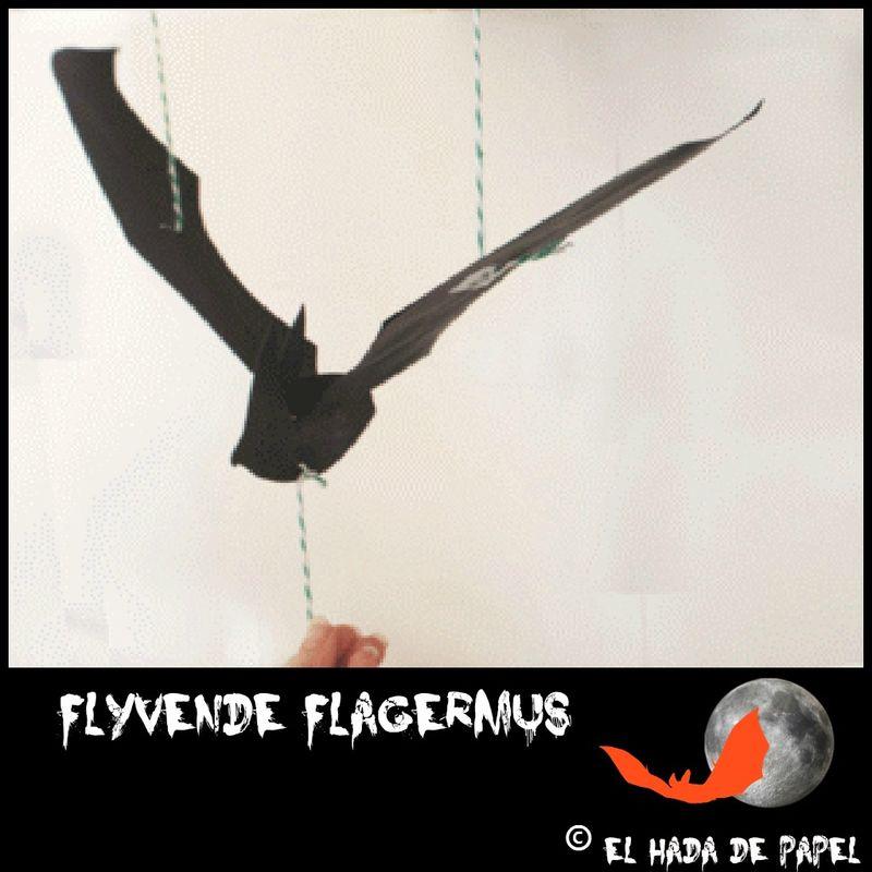 Flyvende flagermus