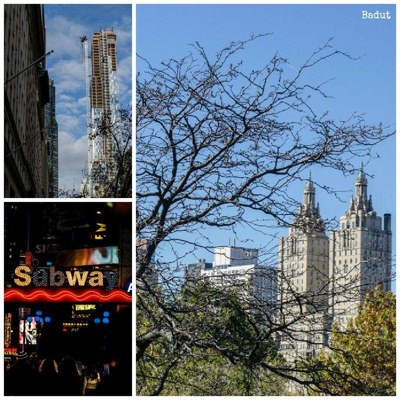 New York efter stormen