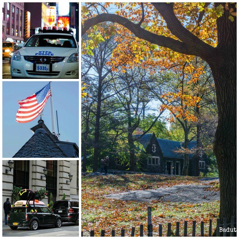 New York i efteråret