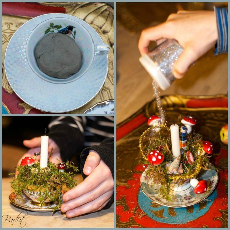 Sådan laves de eventyrlige julelys