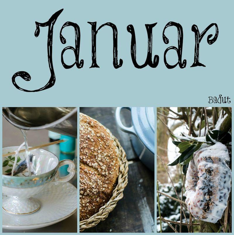 Velkommen Januar