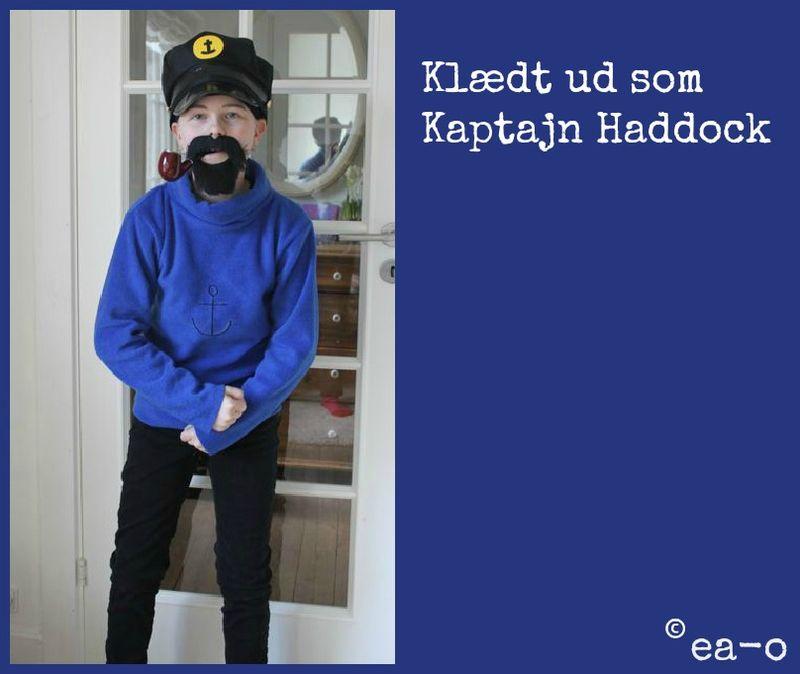 Kaptajn Haddock