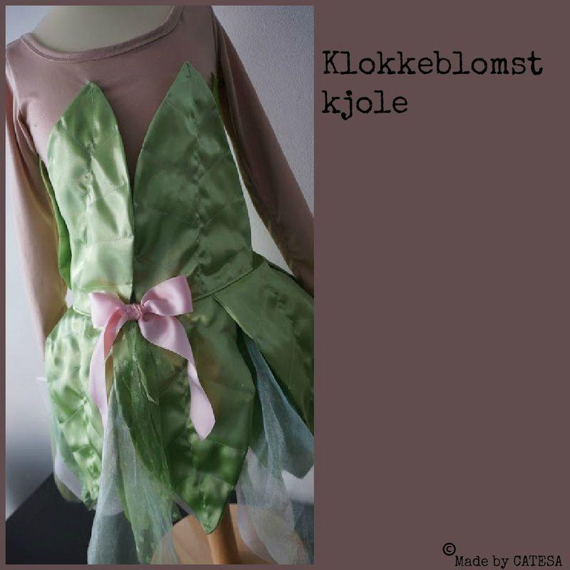 Klokkeblomst kjole