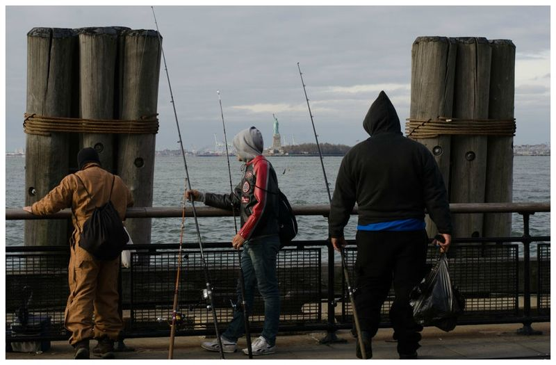 New York fiskere