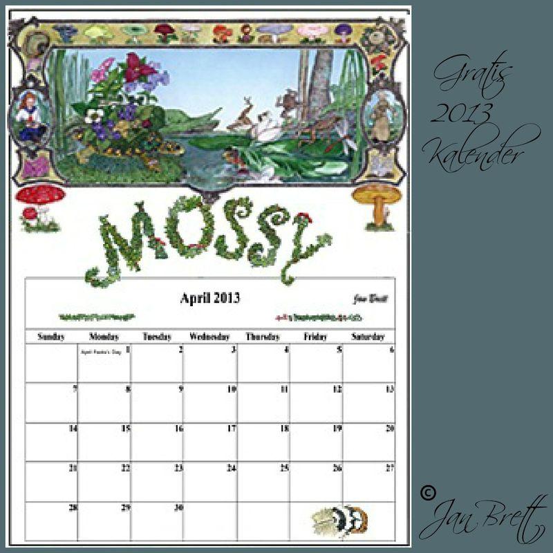 Gratis 2013 kalender