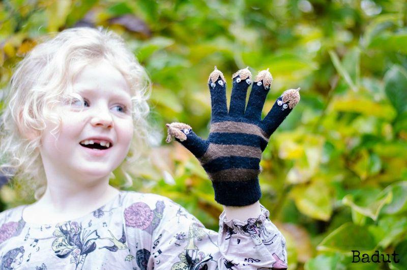 Anna med hanskedukke