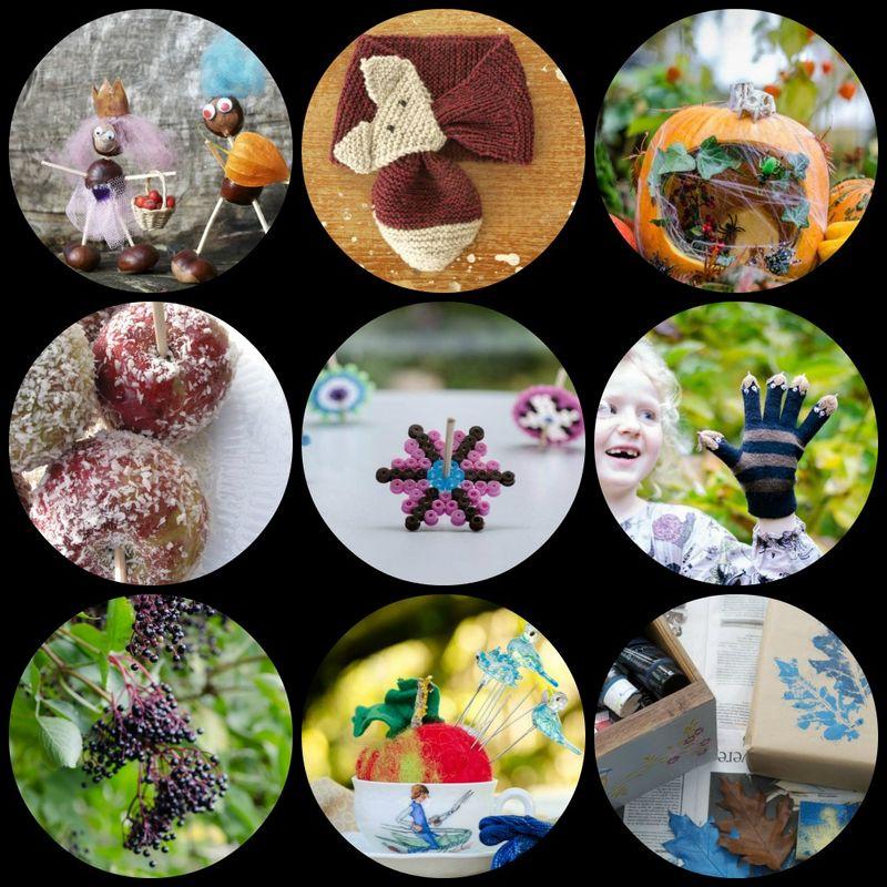 Ni kreative efterårs ideer