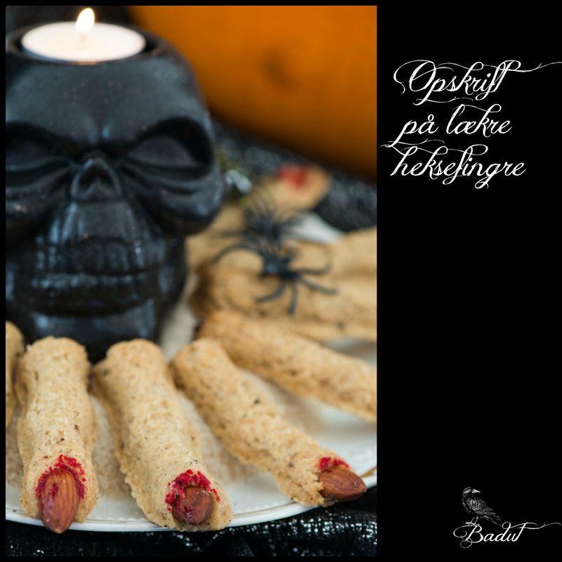 Halloween opskrift