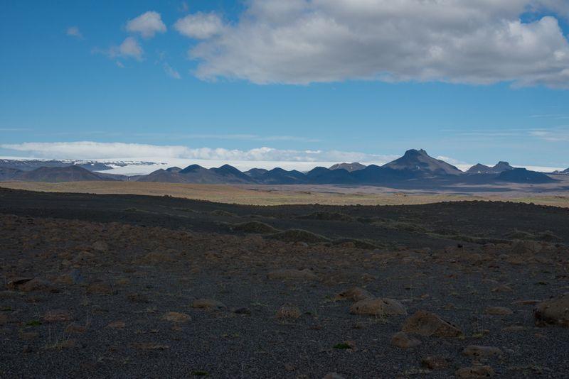 Landskab på Island-2