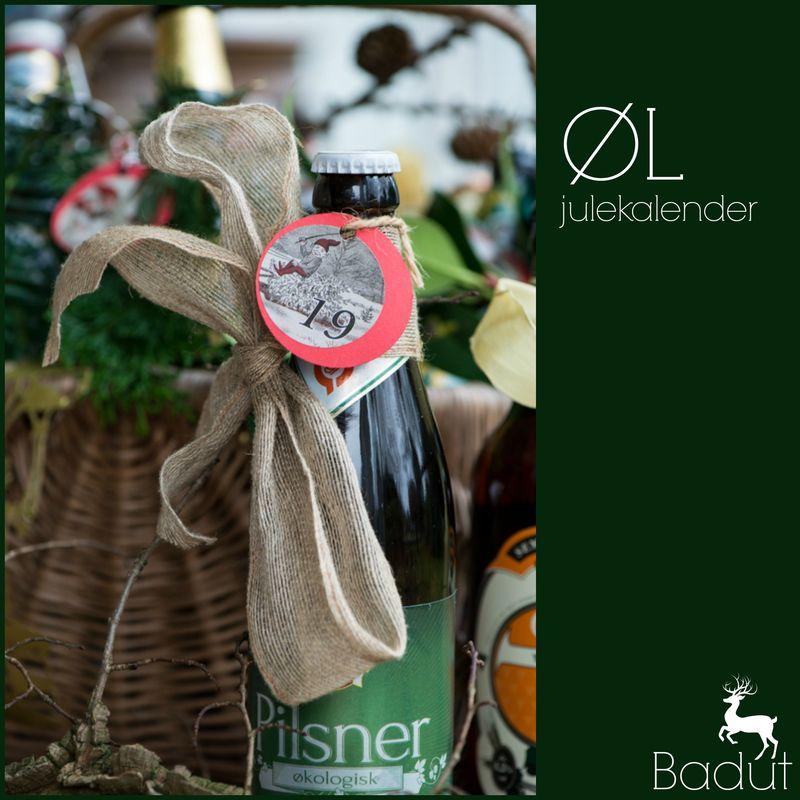Øl julekalender