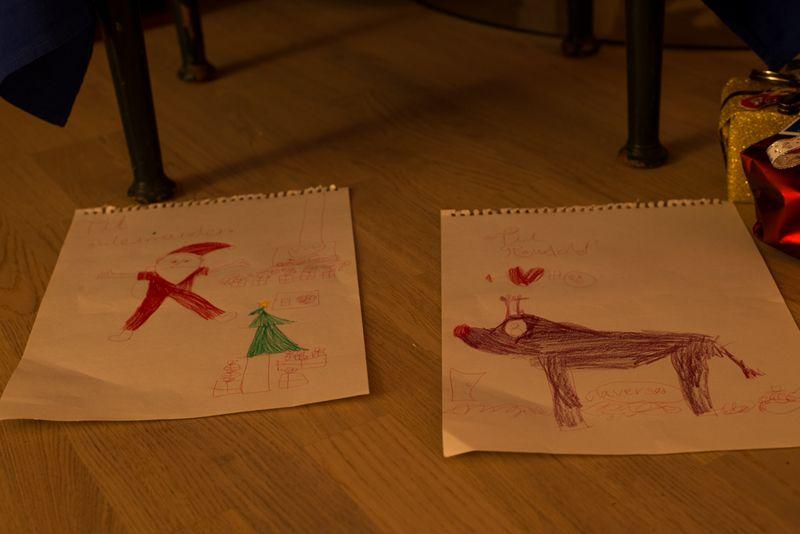 Breve til julemanden og Rudolf