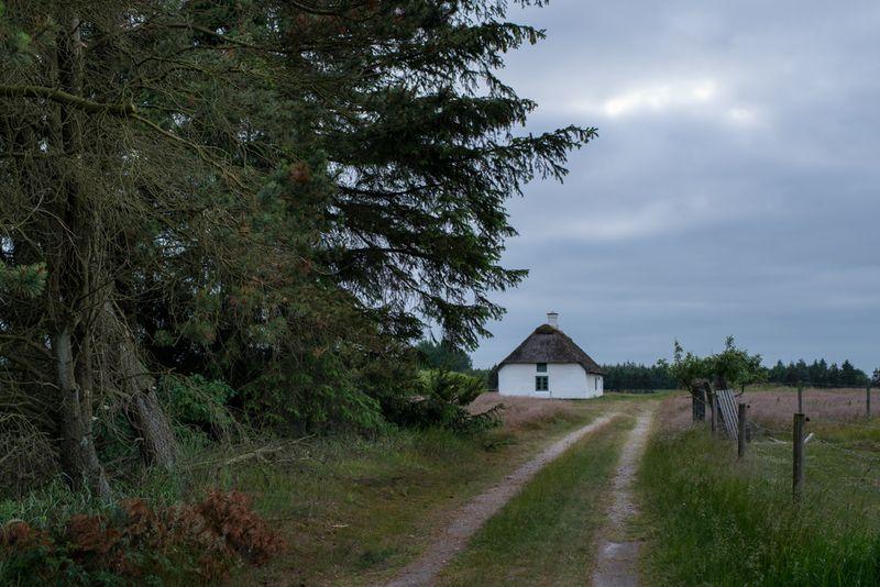Fattighuset på Ørre Hede