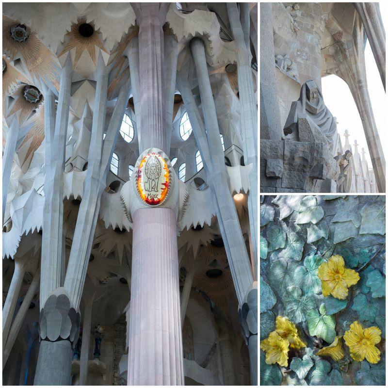 Barcelonas Sagrada Familia