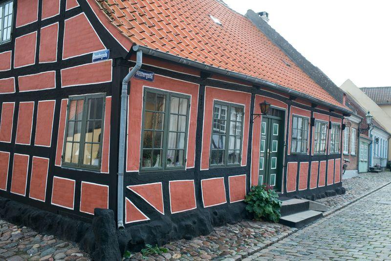 Hus i Ærøskøbing