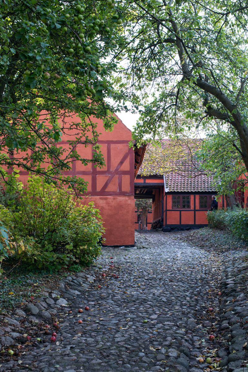 Den gamle farvergaard Ebeltoft