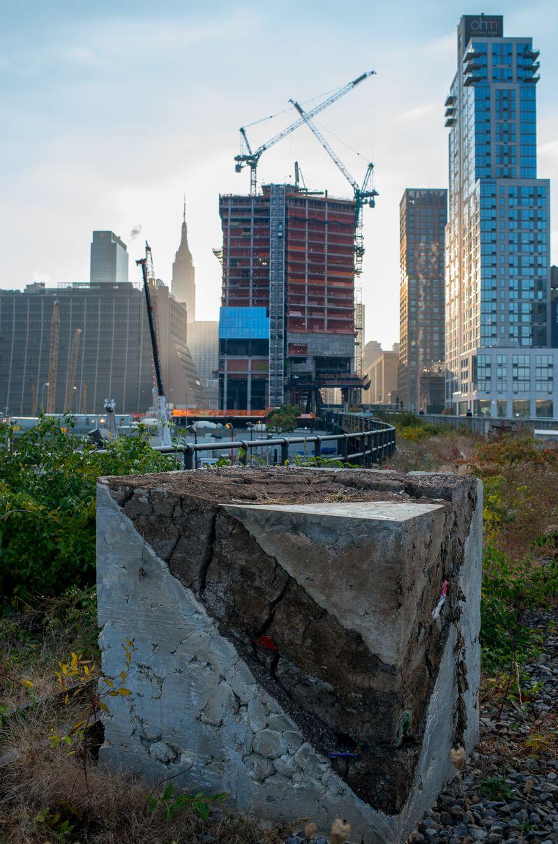 High Line sektion 3