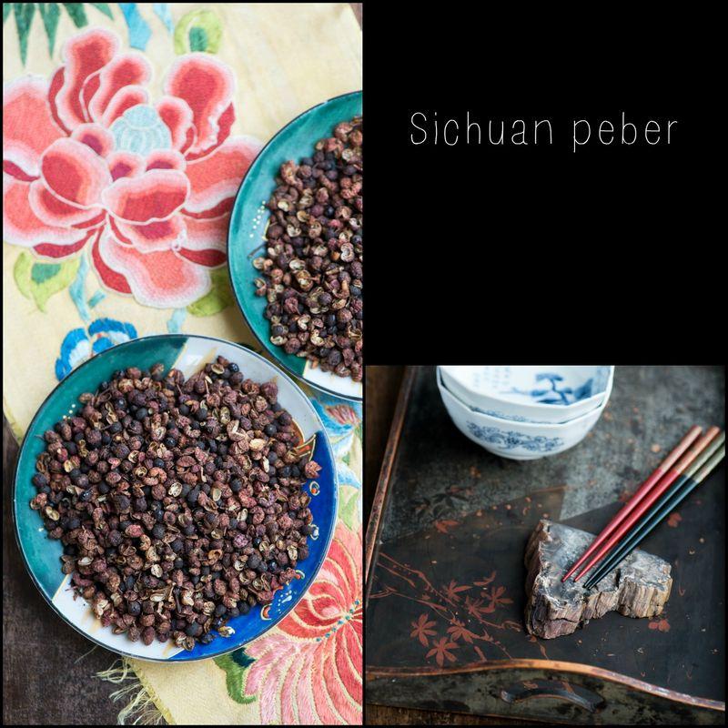 Sichuan peber